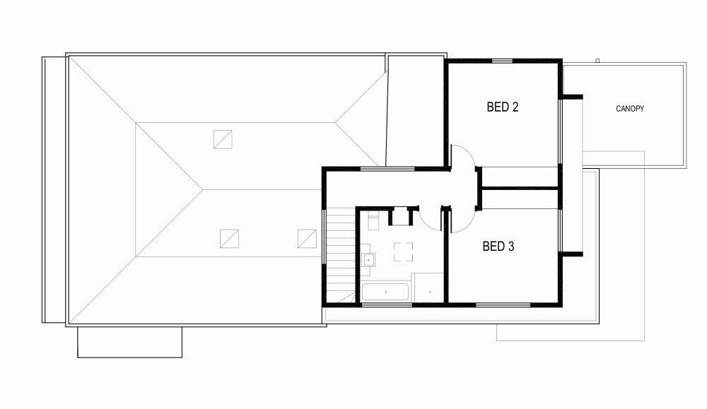 modern contemporary house plan australia (8)