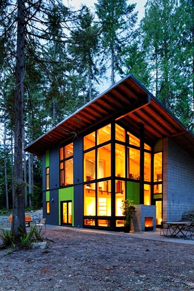 modern eco friendly house in natural forest (11)