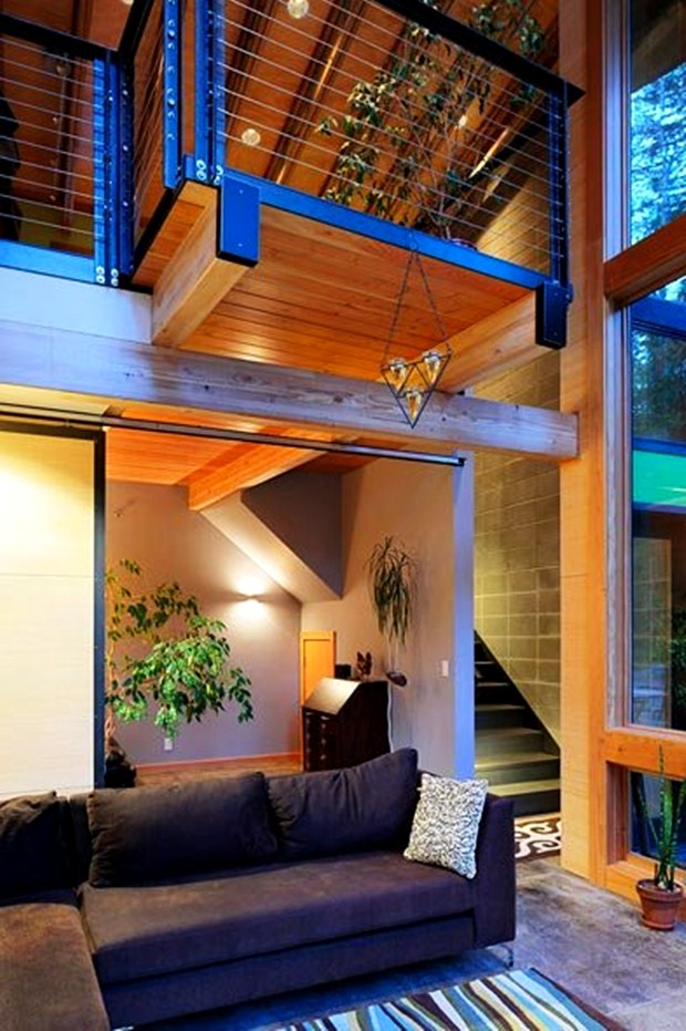 modern eco friendly house in natural forest (7)