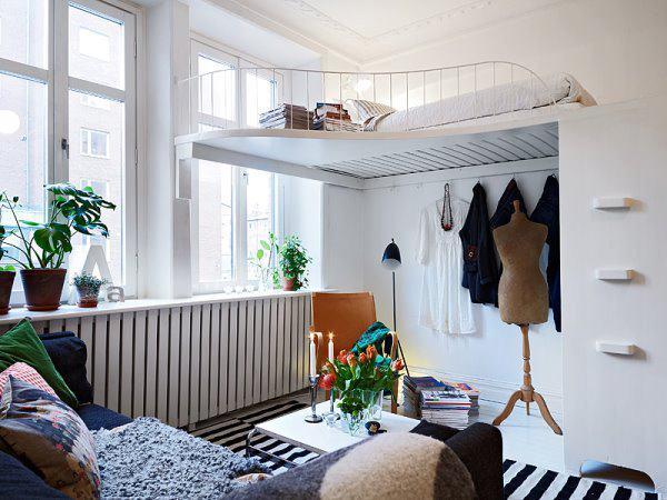 small bedroom decoration idea (16)