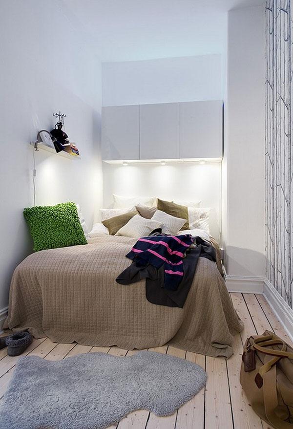 small bedroom decoration idea (24)