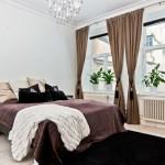จัดให้เต็มๆ!! 40 ไอเดียการตกแต่งห้องนอนขนาดเล็ก ให้ดูสวยงามชวนฝัน