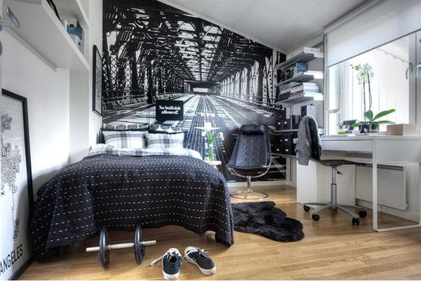 small bedroom decoration idea (4)