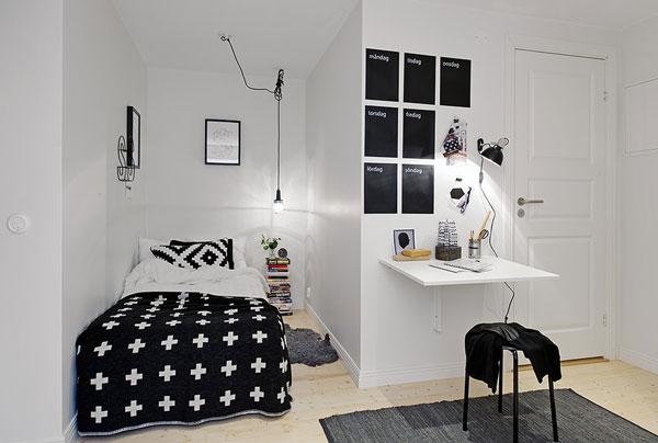 small bedroom decoration idea (9)