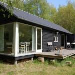 แบบบ้านทรงกระท่อมอย่างเรียบง่าย ออกแบบตกแต่งเพื่อชีวิตสบายๆอย่างลงตัว