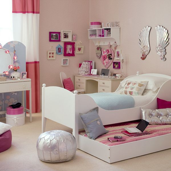 25 idea teenage bedroom decoration ideas (1)