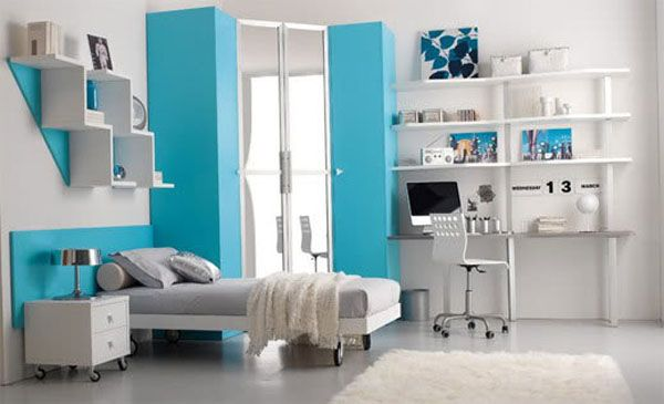 25 idea teenage bedroom decoration ideas (13)