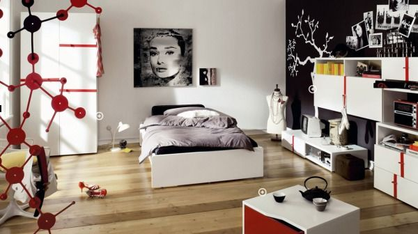 25 idea teenage bedroom decoration ideas (19)