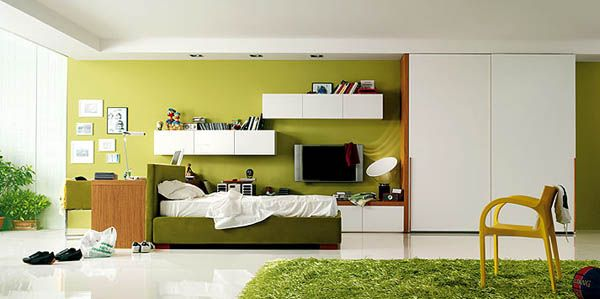 25 idea teenage bedroom decoration ideas (2)