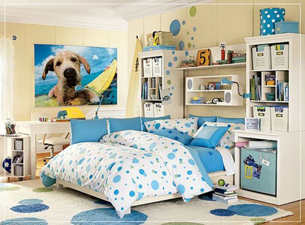 25 idea teenage bedroom decoration ideas (20)