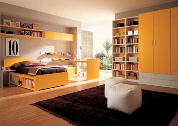 25 idea teenage bedroom decoration ideas (23)