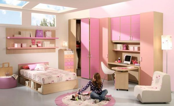 25 idea teenage bedroom decoration ideas (4)