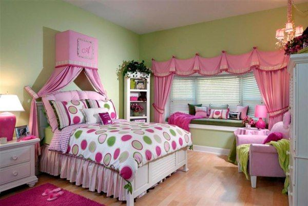 25 idea teenage bedroom decoration ideas (8)