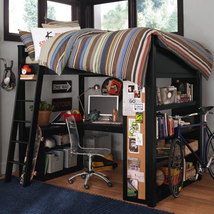 bedroom decoration idea for men (3)