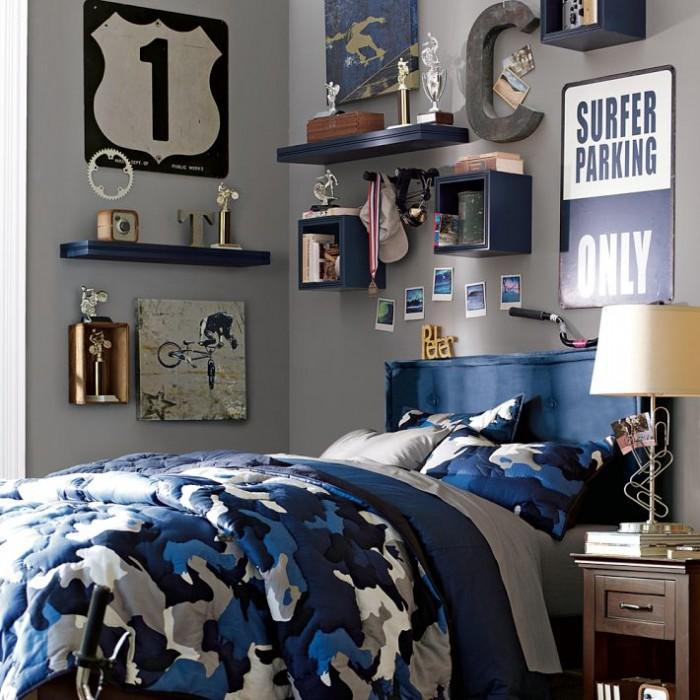 bedroom decoration idea for men (4)