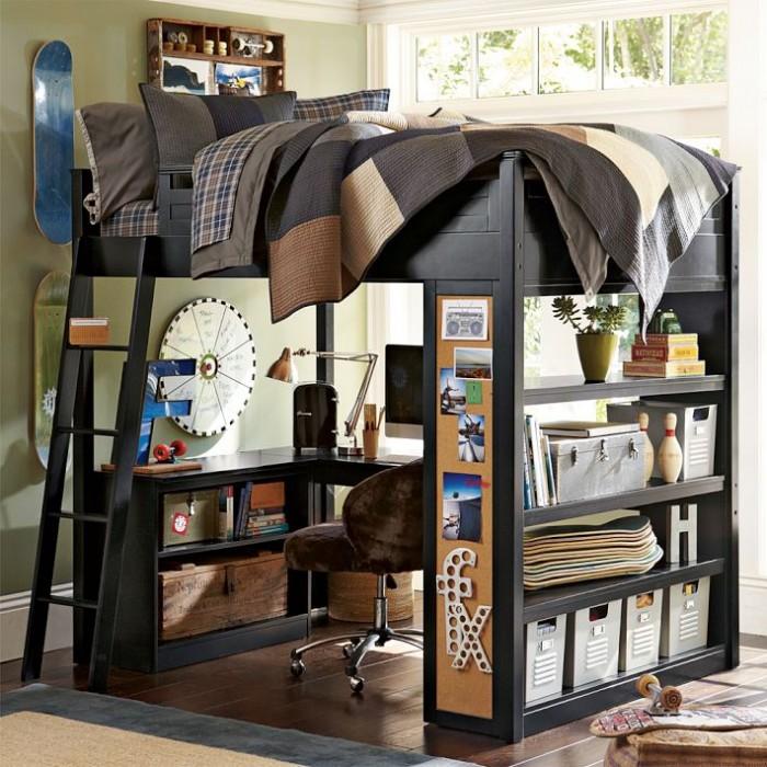 bedroom decoration idea for men (5)