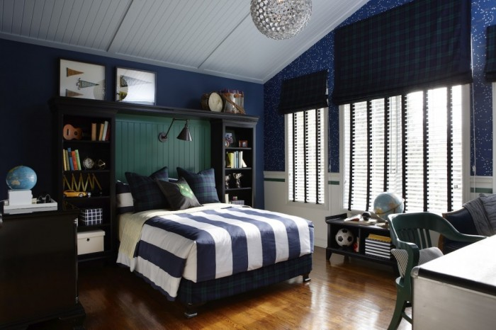 bedroom decoration idea for men (7)