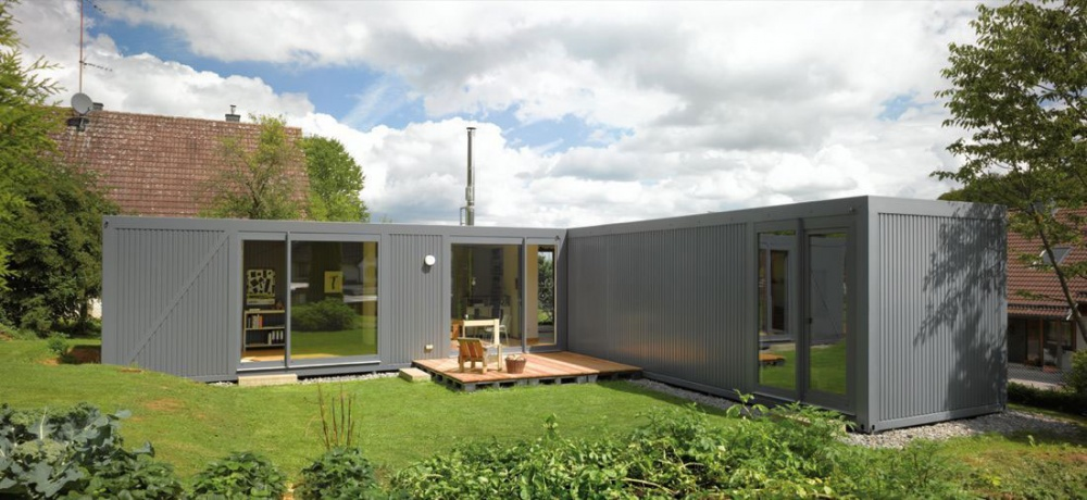 container house natural environment green (3)