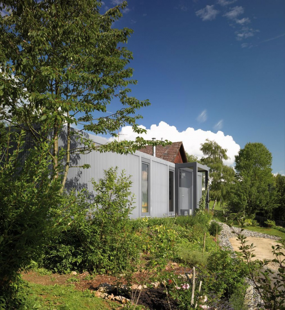 container house natural environment green (6)