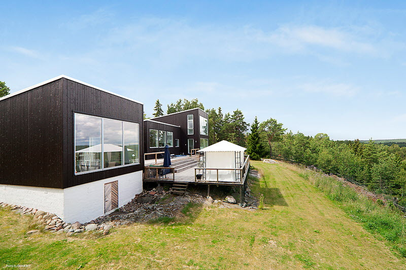 container monotone house modern glass (11)
