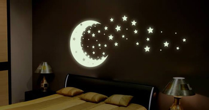 glow bedroom decoration idea (1)