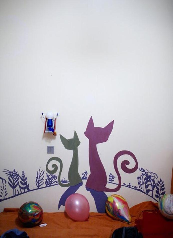 glow bedroom decoration idea (2)