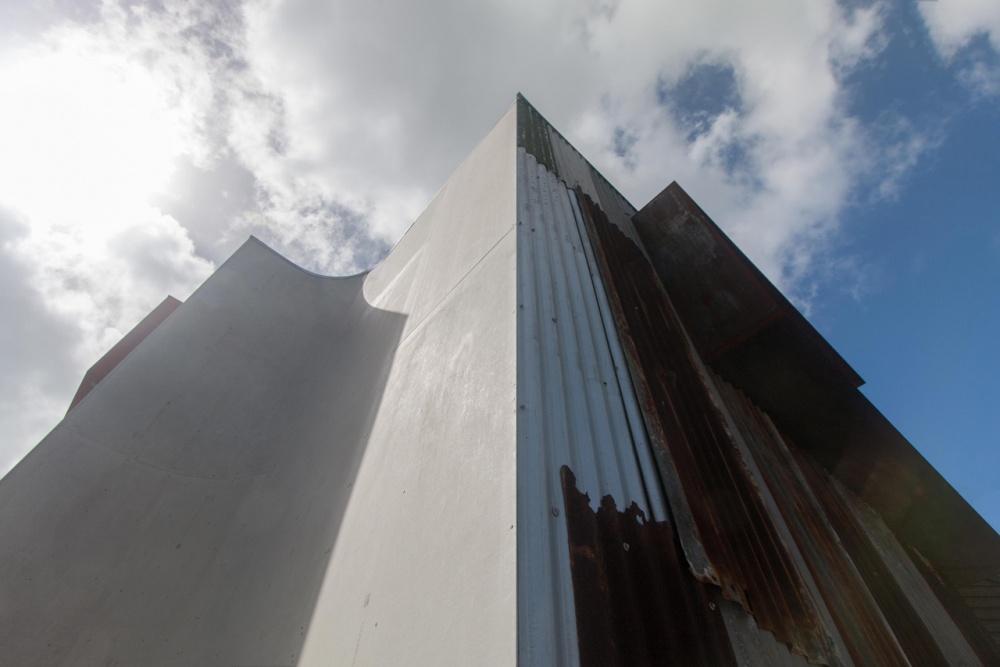 metal modern townhouse good idea (10)
