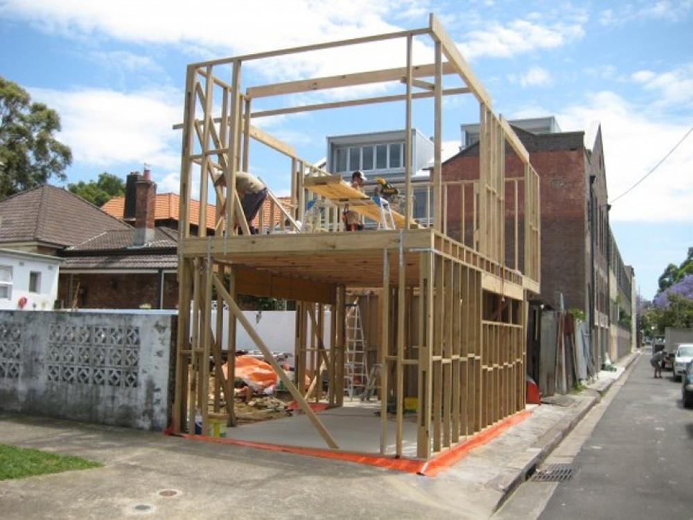metal modern townhouse good idea (5)