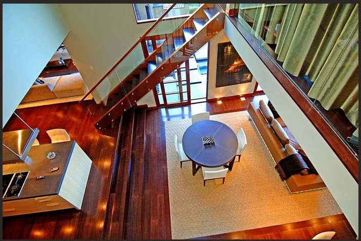 modern contemporary luxury house with good environment (1)