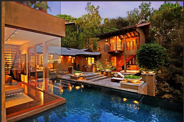 modern contemporary luxury house with good environment (10)