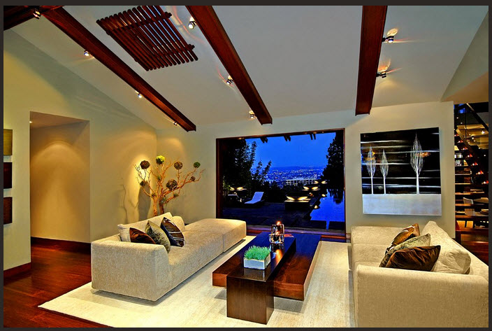 modern contemporary luxury house with good environment (21)