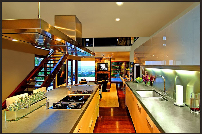modern contemporary luxury house with good environment (6)