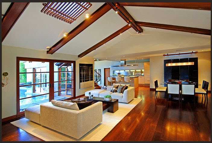 modern contemporary luxury house with good environment (7)