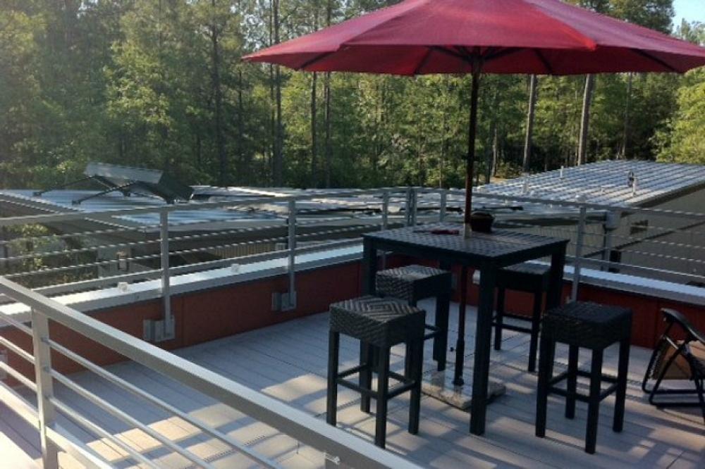 modern future house solar energy flood prevention smart (2)