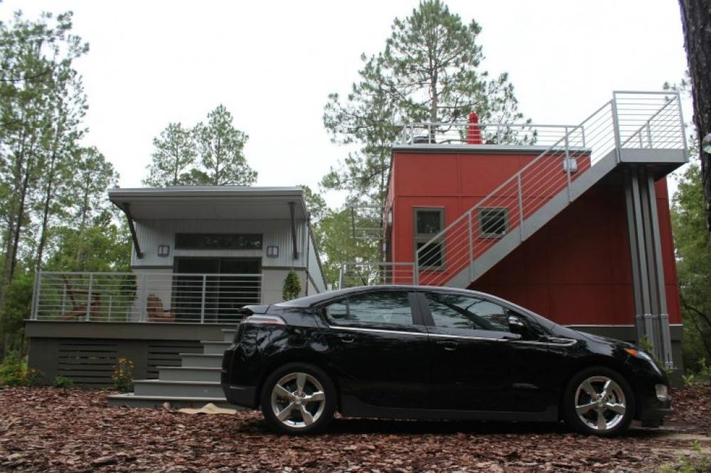 modern future house solar energy flood prevention smart (3)