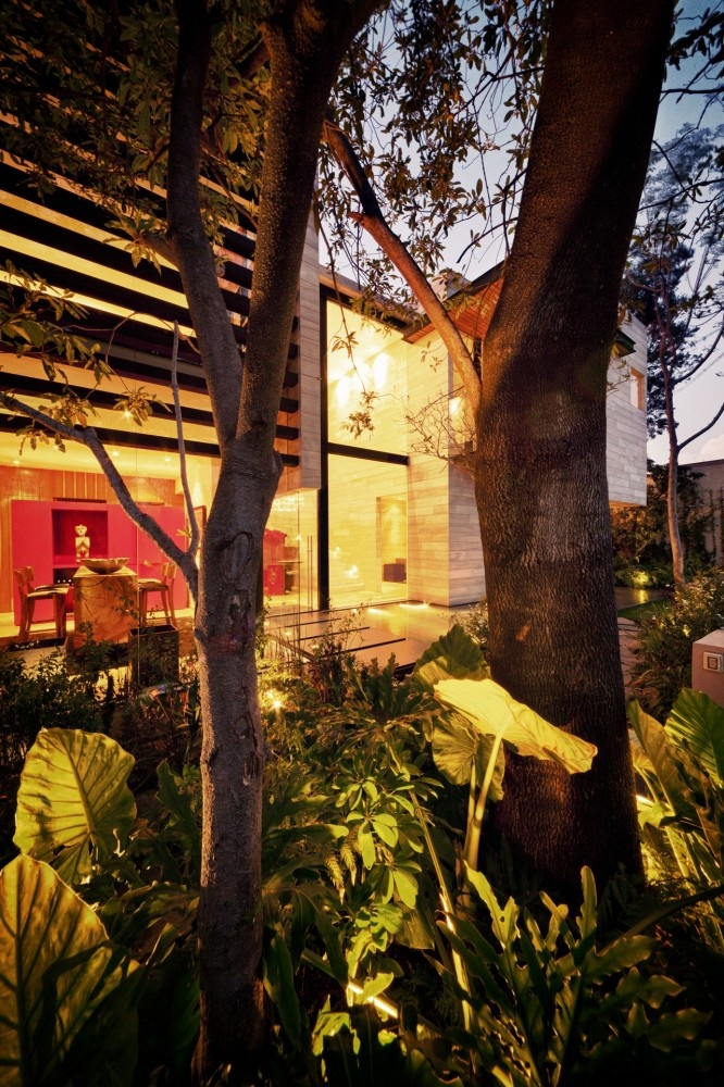 modern house natural surrounding green (1)