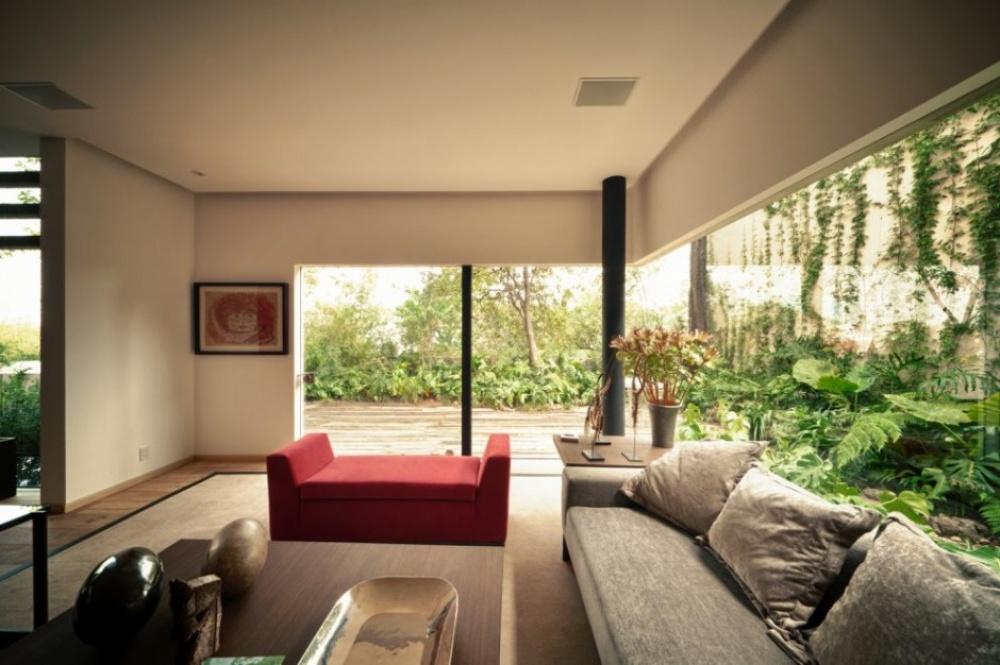 modern house natural surrounding green (2)