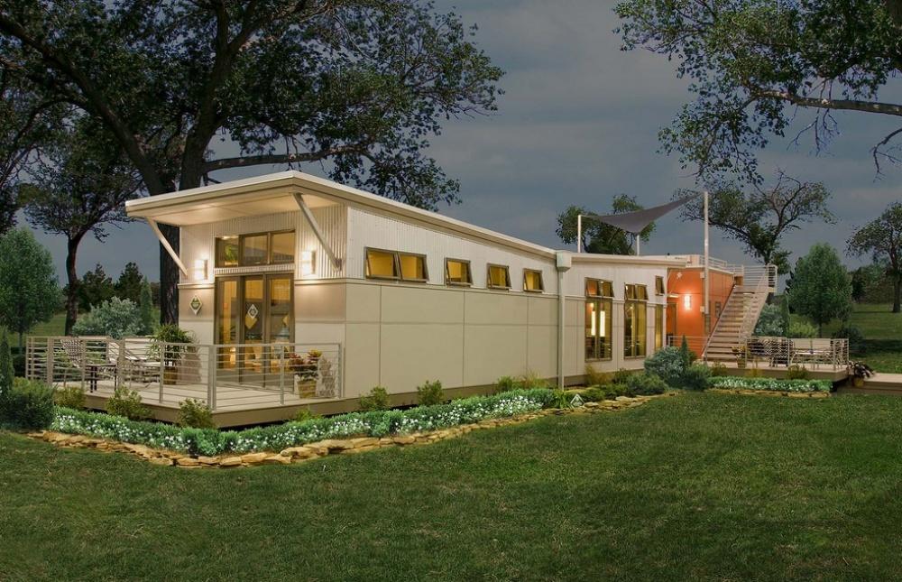 modern mini house environment suitable living (1)