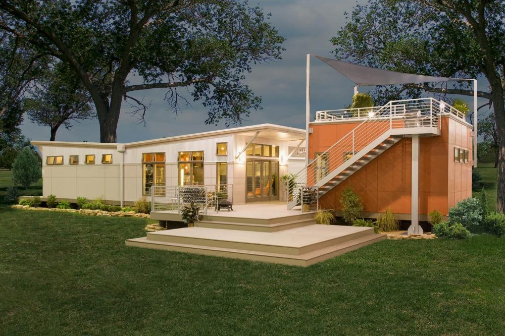 modern mini house environment suitable living (2)
