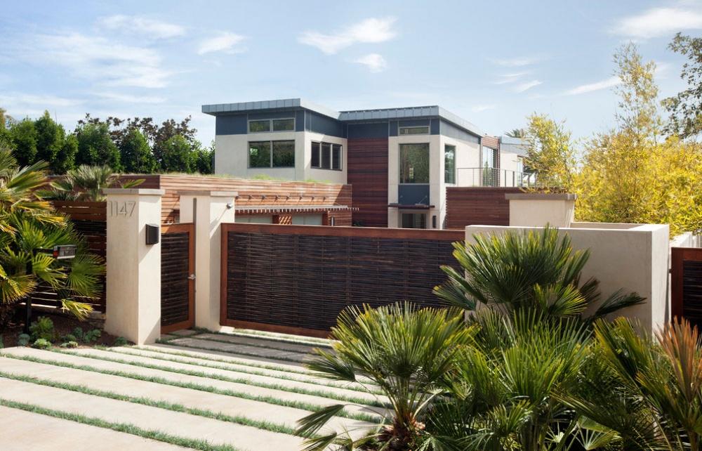 modern vacation house swimming pool enerfy saving (12)