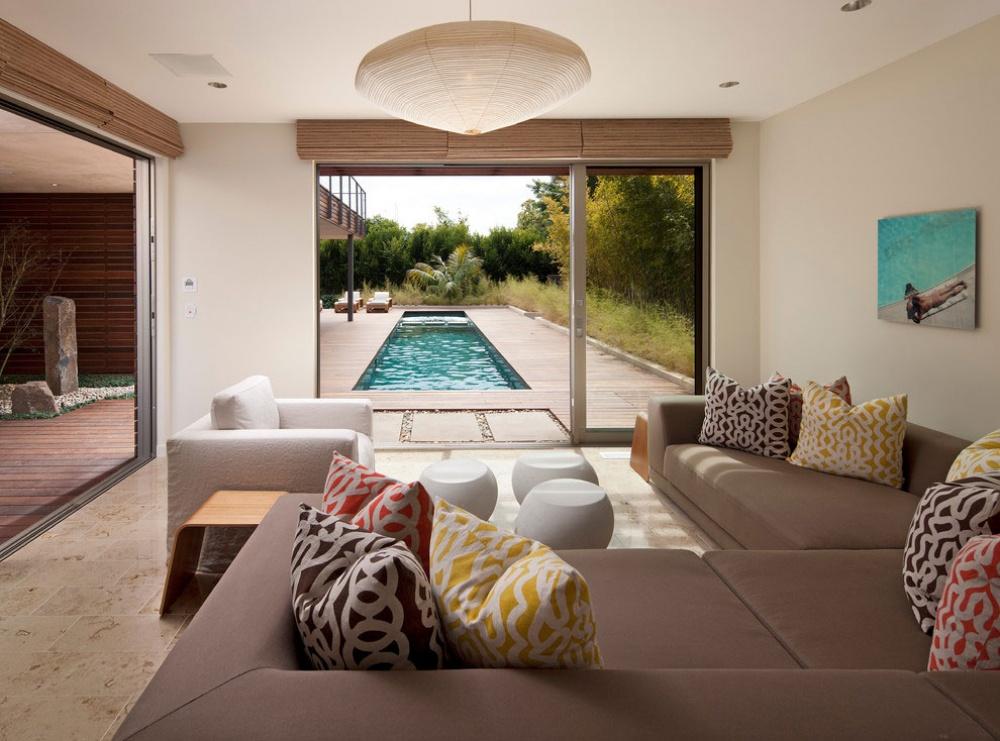 modern vacation house swimming pool enerfy saving (14)