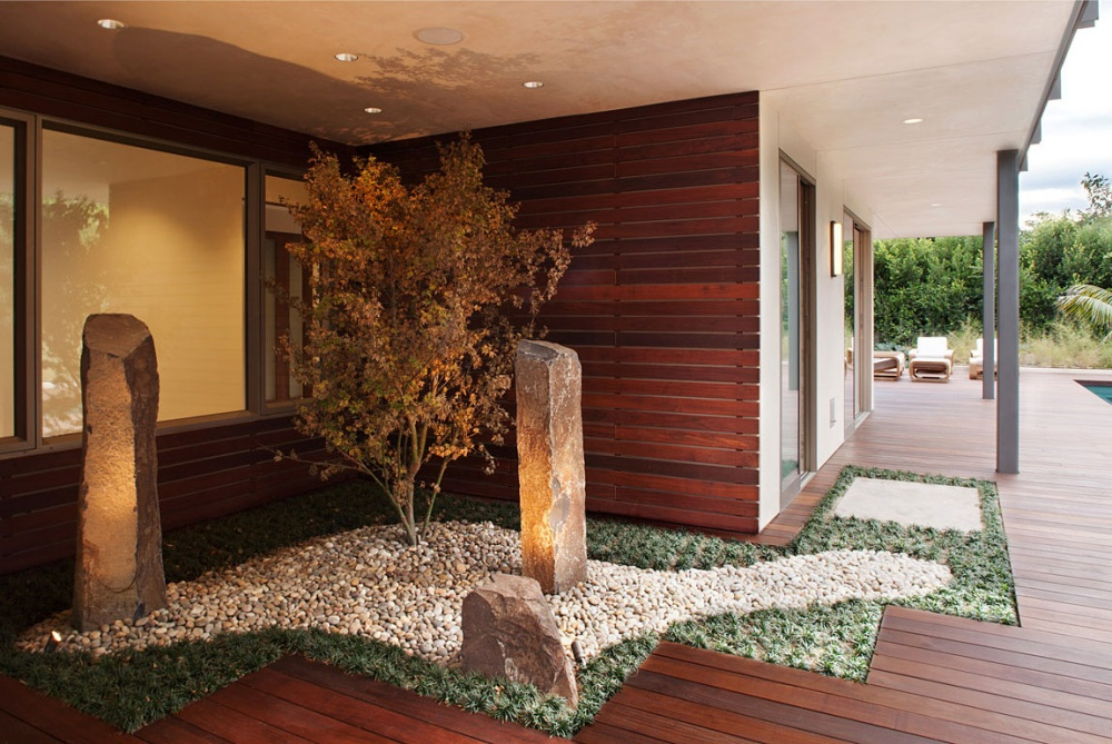 modern vacation house swimming pool enerfy saving (5)