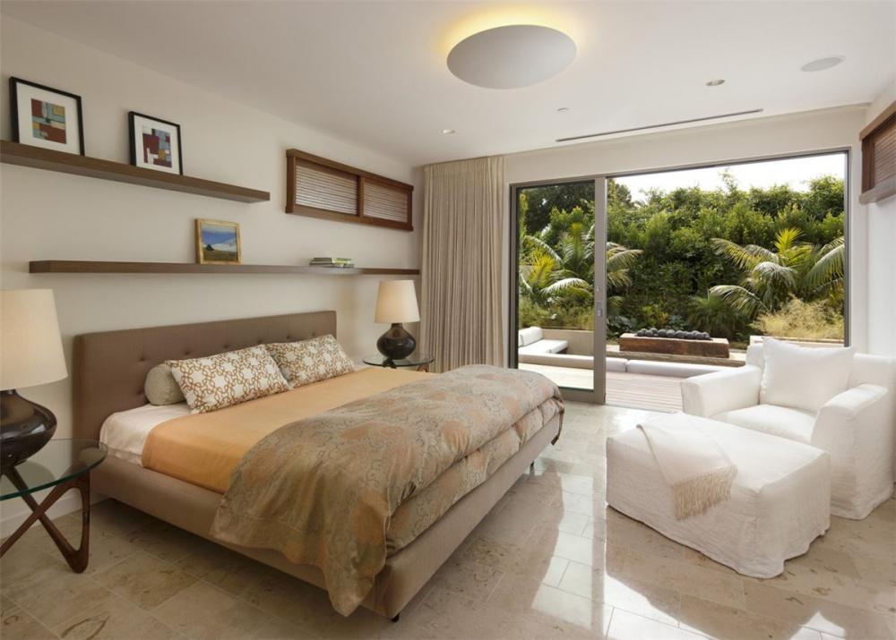 modern vacation house swimming pool enerfy saving (8)