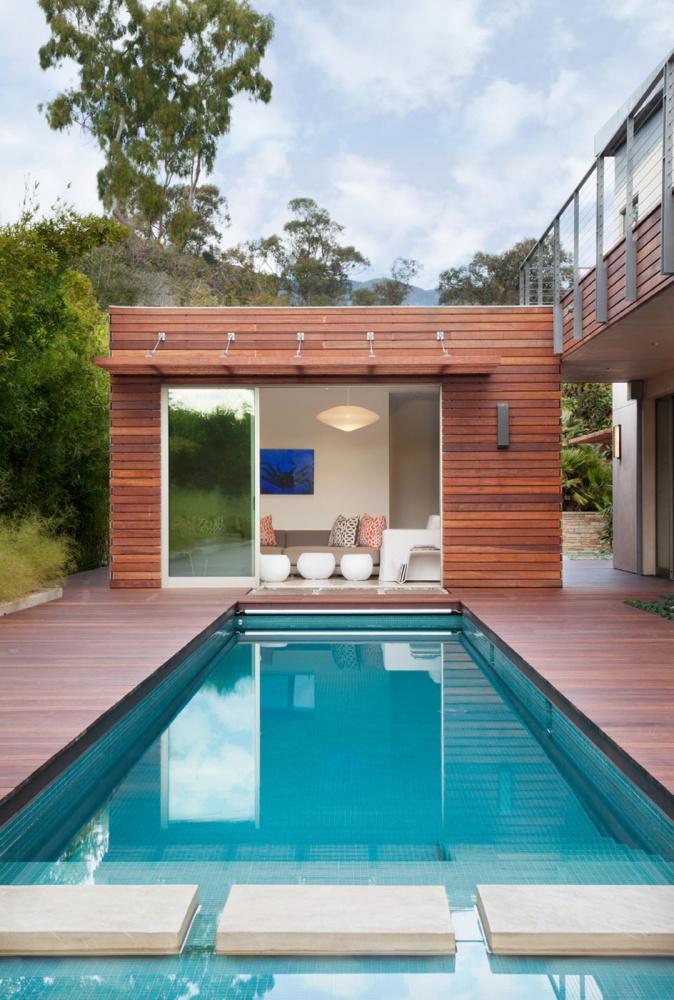 modern vacation house swimming pool enerfy saving (9)
