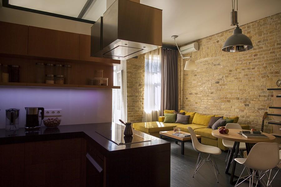 project condominium decoration interior classic modern industiral (11)