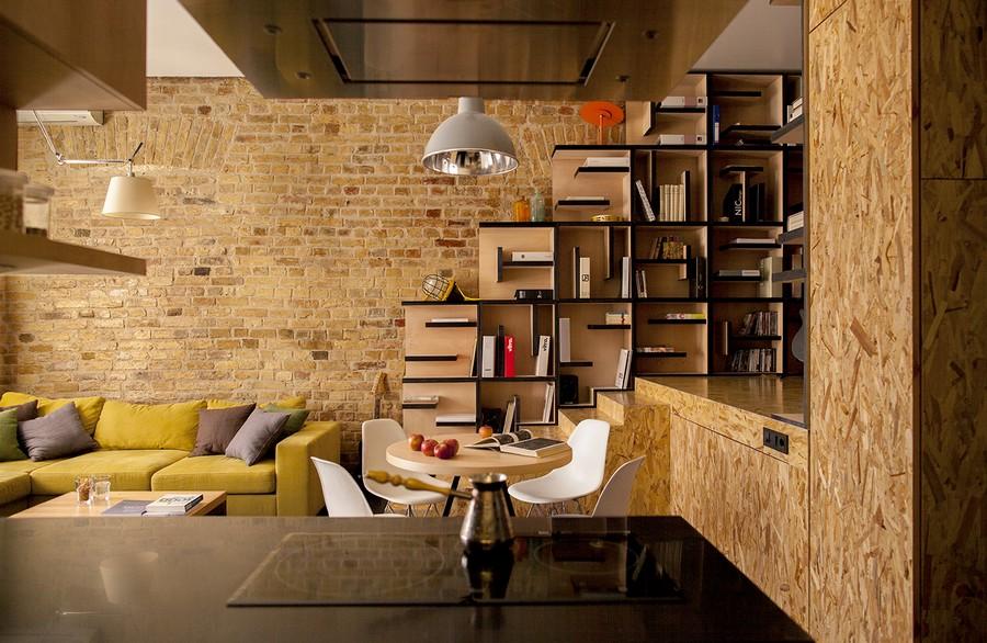 project condominium decoration interior classic modern industiral (13)