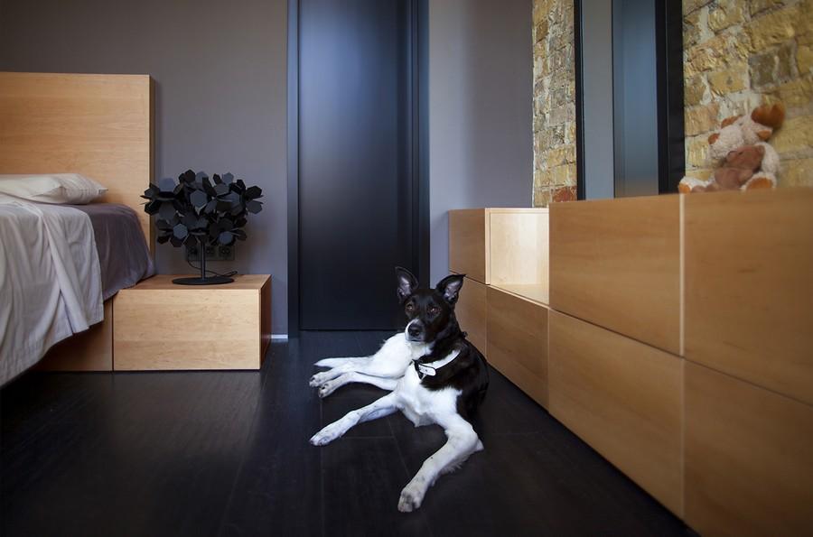 project condominium decoration interior classic modern industiral (18)