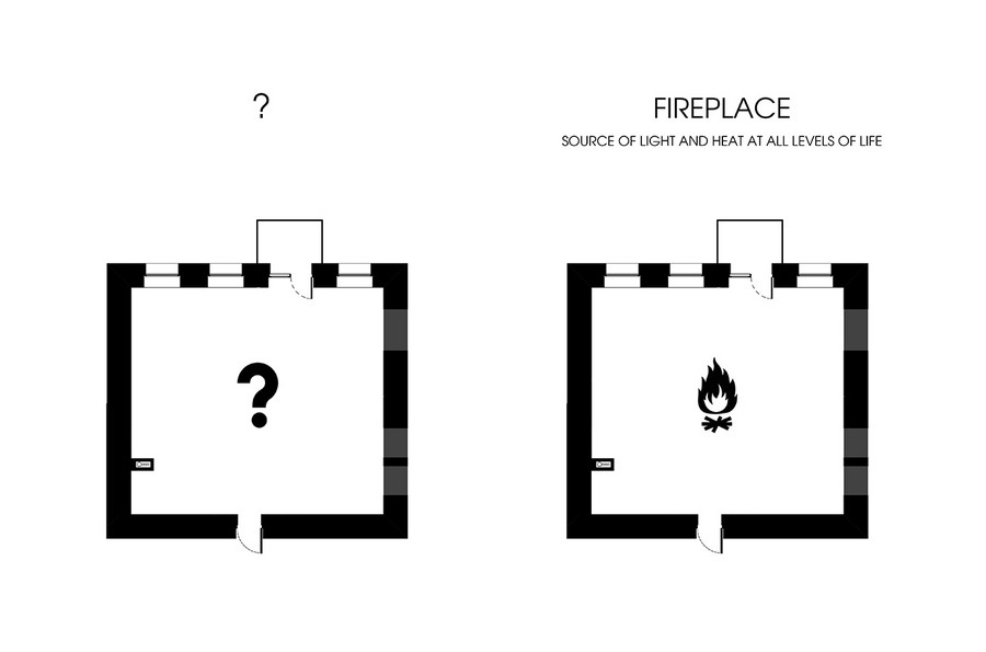 project condominium decoration interior classic modern industiral (2)