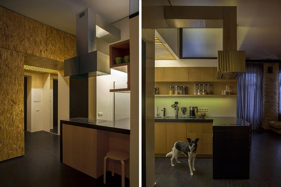 project condominium decoration interior classic modern industiral (8)