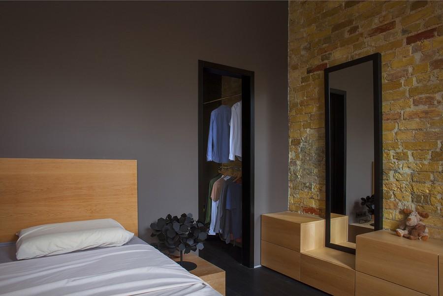 project condominium decoration interior classic modern industiral (9)